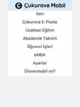 Çukurova Mobil screenshot 7