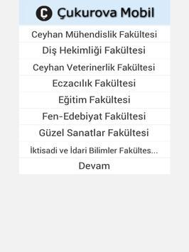 Çukurova Mobil screenshot 9