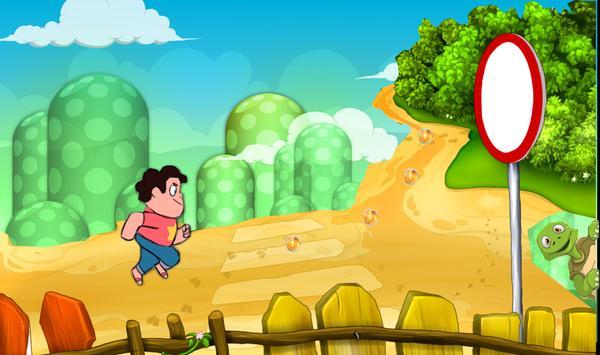 Universe Steven Subway Dash 2 apk screenshot