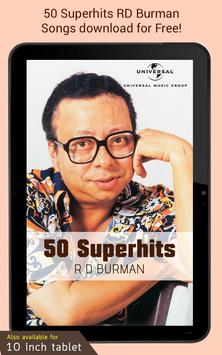 50 Superhits RD Burman screenshot 3