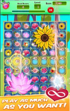 Blossom Crush Garden Mania screenshot 4