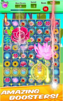 Blossom Crush Garden Mania screenshot 5