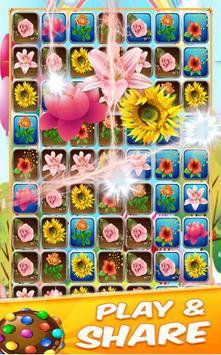 Blossom Garden Blast Mania poster