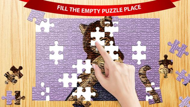 Puzzle For Teen Titans apk screenshot