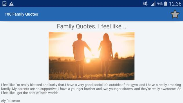 Family Quotes And Aphorisms screenshot 7
