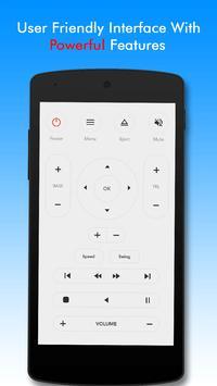 Universal-Remote Control for All TV,Ac,Set Top Box screenshot 2