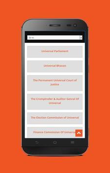 Universal Statute Corporation screenshot 3