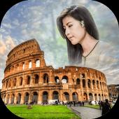 Seven Wonders Photo Frames icon