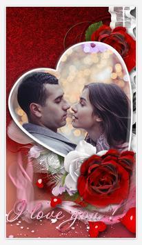 Romantic Love Frames poster
