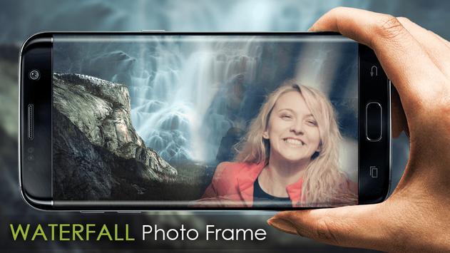 Waterfall Photo Frame screenshot 2
