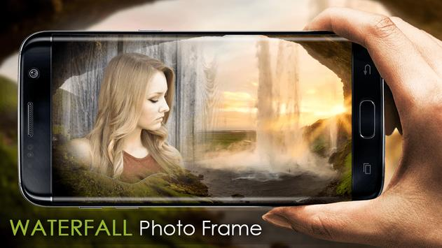 Waterfall Photo Frame screenshot 3