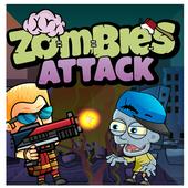 Zombie Attack Free icon
