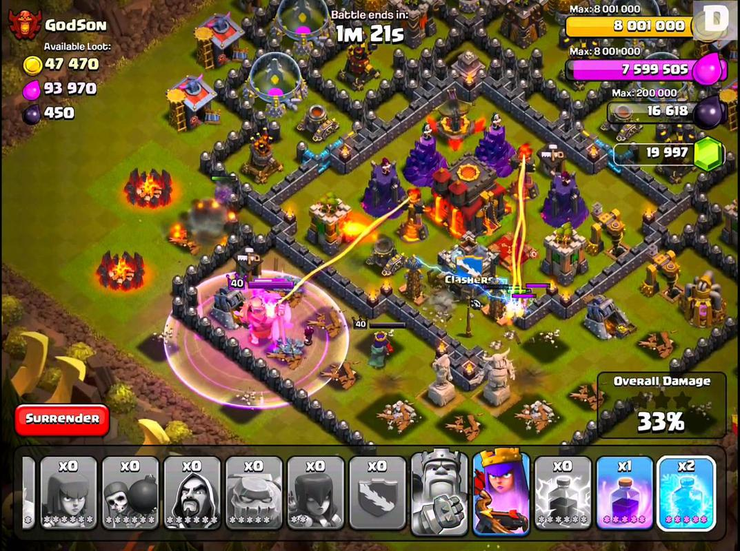 FHX COC V8 APK Download - Free Strategy GAME for Android | APKPure.com