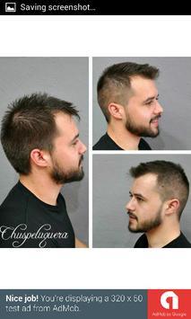 Hairstyles for man 2017 screenshot 4