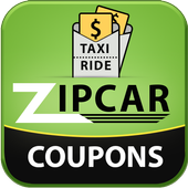 Coupon and Offers for Zipcar - Car Rental icon