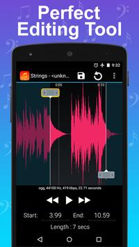 Song Cutter-Music Editor apk screenshot