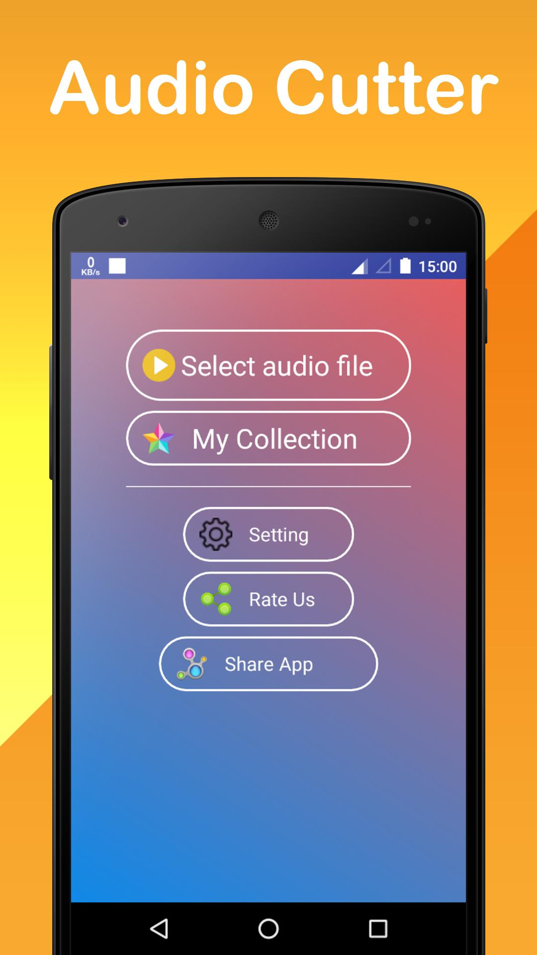 Song Cutter-Music Editor for Android - APK Download