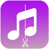 Ringtone maker-Cutter icon