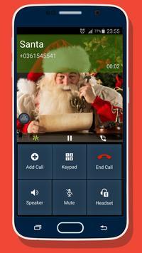 Santa Prank Call apk screenshot
