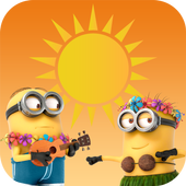 Minions Weather Widget icon