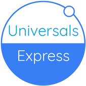 Universals Express transportation service icon