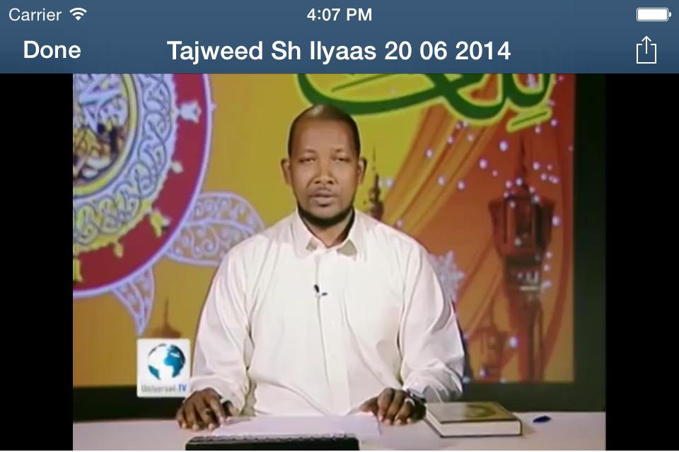 Universal Somali TV for Android - APK Download