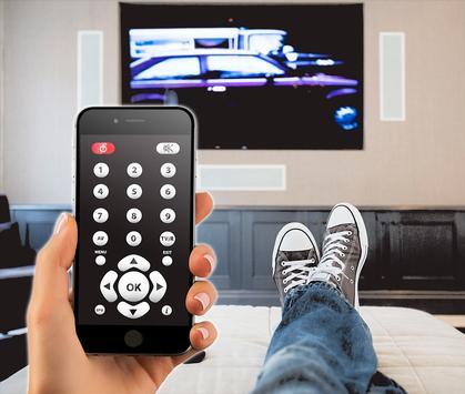 TV controller screenshot 3