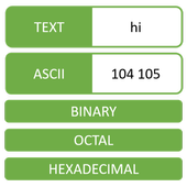 ASCII Converter icon