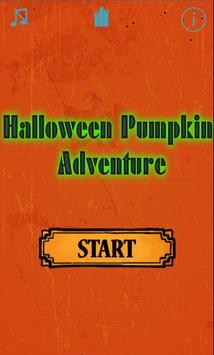 Halloween Pumpkin Adventure apk screenshot