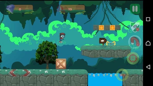 Zombie apocalypse game 2 screenshot 1