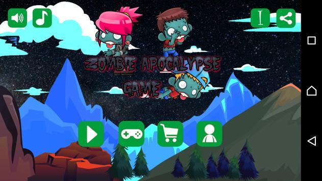 Zombie apocalypse game 2 screenshot 7