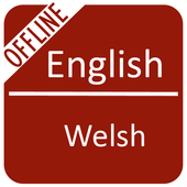 English to Welsh Dictionary icon