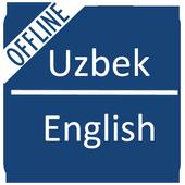 Uzbek To English Dictionary icon