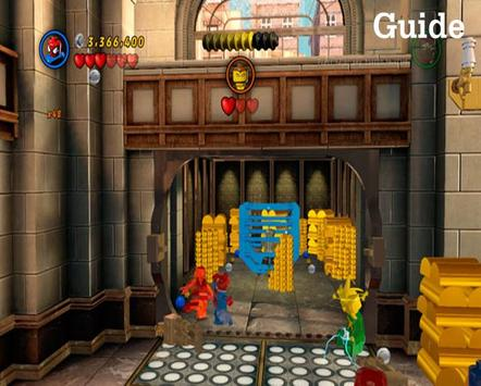 EasyPro Tips Lego Marvel Universe screenshot 1