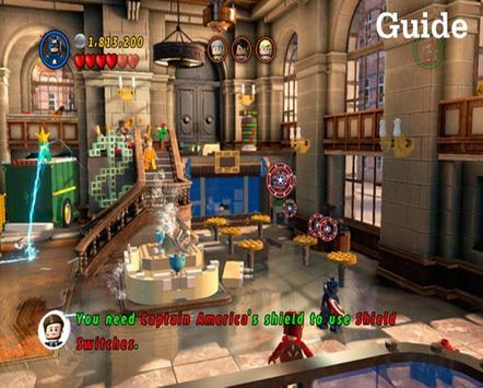 EasyPro Tips Lego Marvel Universe screenshot 2
