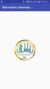 Jamia Bilal Al-Islamia poster