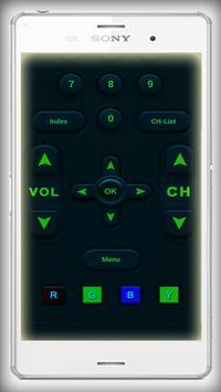 Universal Remote Control TV apk screenshot