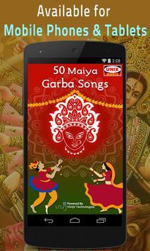 50 Maiya Garba Songs poster