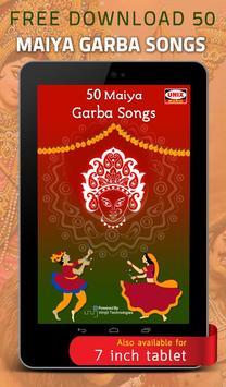 50 Maiya Garba Songs apk screenshot