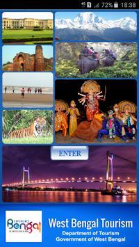 West Bengal Tourism poster