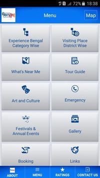 West Bengal Tourism apk screenshot