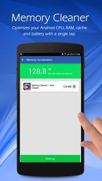 Memory Cleaner – Ram Cleaner screenshot 1