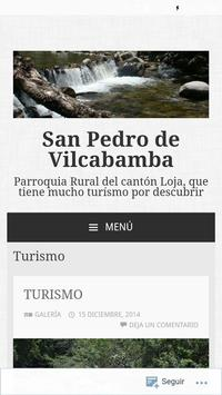 Conoce Vilcabamba poster