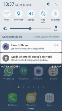 Unlock Phone apk screenshot