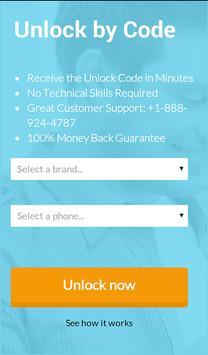 Unlock BlackBerry Fast &Secure apk screenshot