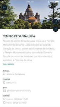 Templo-Monumento Santa Luzia apk screenshot