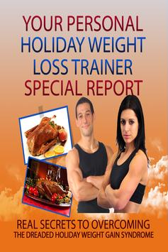 Holiday Weight Loss poster