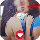 Live Lesbian Chat & Dating icon