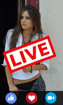 Live Lesbian Chat & Dating poster