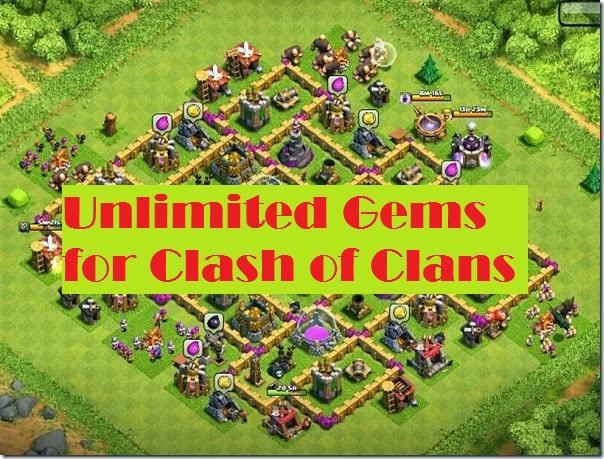 Unlimited Gems for Clash of Clans for Android - APK Download